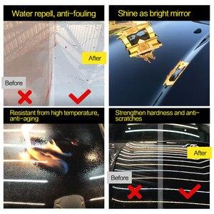 Image 5 - 9H Ceramic Car Coating Motocycle Paint Care Car Liquid Glass Nano Hydrophobic Car Polish Auto Detailing Water Glass Coating