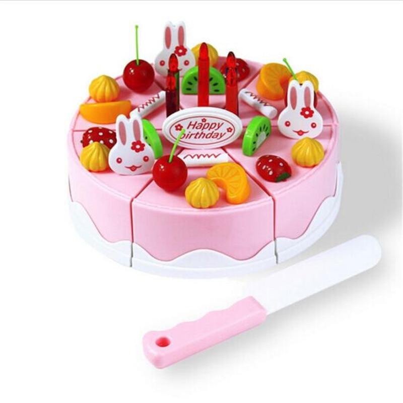 37pcs-Pretend-Role-Play-Kitchen-Toy-Happy-Birthday-Cake-Food-Cutting-Set-Kids-3