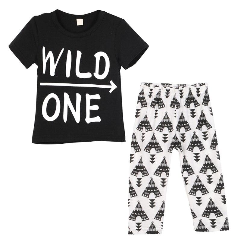 Suits Pants T-Shirt Short-Sleeve Baby-Boy-Clothes-Set Children Casual Summer K08 Newborn