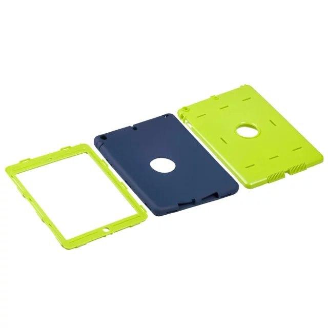 Vroče prodajno Coque torbica za iPad Air trpežna težka 3 v 1 - Dodatki za tablične računalnike - Fotografija 5