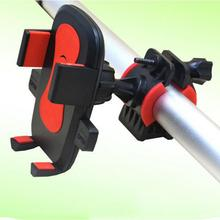 Anti-Slip Universal 360 degree rotating Motorcycle MTB Bike Bicycle Handlebar Mount Holder for Ipod Cell Phone GPS stand holder