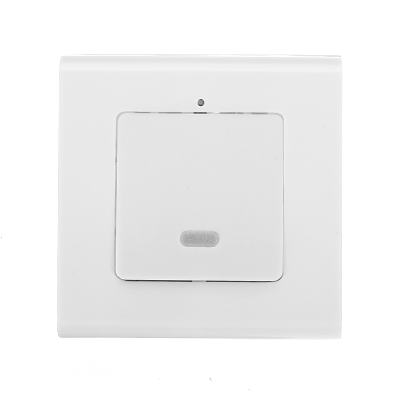 AC 220V Wireless Remote Control Switch Receiver Wall Panel Remote Transmitter Hall Bedroom Ceiling Lights Wall Lamps Switch