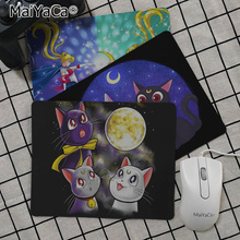 MaiYaCa Non Slip PC leuke Sailor Moon cat  Customized laptop Gaming mouse pad Top Selling Wholesale Pad