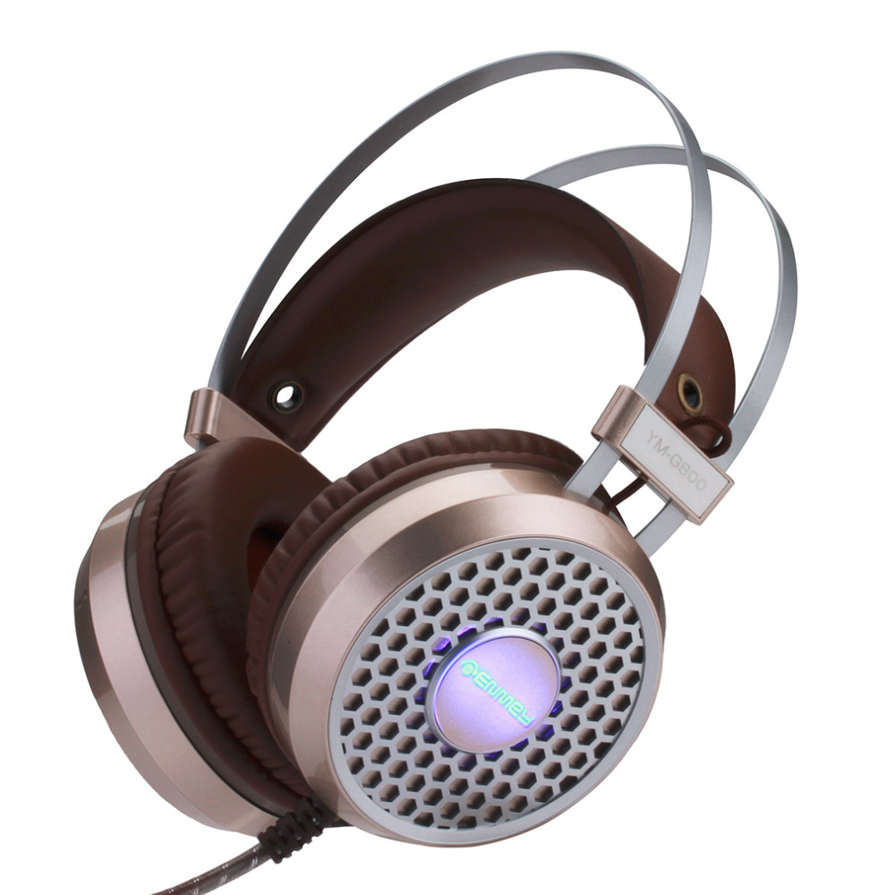 New Wired Dazzle Light vibration Gaming Headphone Noise Cancelling Gamer Super Stereo Built-in microphone Headset Game Headphone