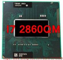 الأصلي lntel كور I7 2860QM SR02X النسخة الرسمية وحدة المعالجة المركزية (8 متر مخبأ/2.5 GHz 3.6 GHz/رباعية النواة) i7 2860qm معالج الكمبيوتر المحمول