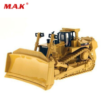 Diecast Model Toys for Boys 1:50 D11R Track Type Tractor Dozer Bulldozer Simulation Engineering Truck Vehicles Collection Gift