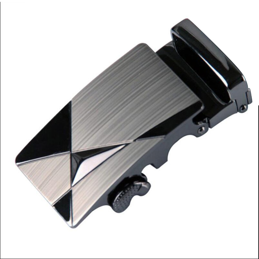 Helisopus Boutique Men 's Alloy Automatic   Belt   Buckle No   Belt   Men's Fashion Leather   Belt   Buckle Head Men's Accessories