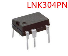Free shipping 5PCS LNK304PN LNK304 304PN DIP7 The new quality is very good work 100% of the IC chip