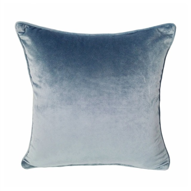 silver throw s pillows collection ebay pillow covers cases cushion smooth deco velvet cln gray shinny on