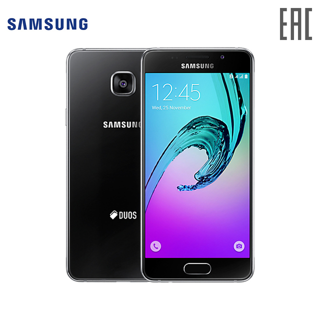 Смартфон Samsung Galaxy A5 2016 (SM-A510) Официальная российская гарантия