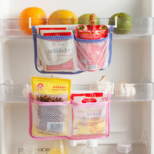 New Design Practical Refrigerator Bag With Hook Kitchen Storage Organizer Kitchen Accessories