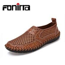 FONIRRA New Summer Mesh Casual Men Shoes Breathable Comforta