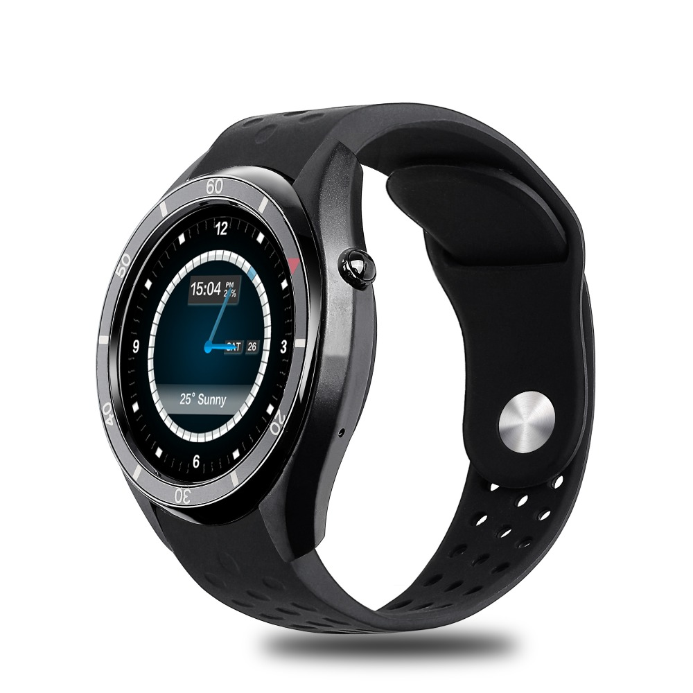 READ A5 Dial Call Quad Core 512MB 8GB RAM Heart Rate Monitor Smart Watch For Android 51 3G WiFi GPS SIM Card Anti Lost Google In Digital Watches From