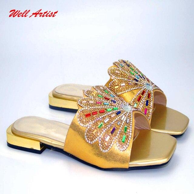 e0d7c268b England Style Women Shoes Roman Sandals Buckle Summer Flip Flops Gladiator  With Sandals Plus Size 37-41