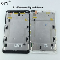 LCD Display Panel Screen Monitor Touch Screen Digitizer Glass Assembly With Frame For Acer Iconia One
