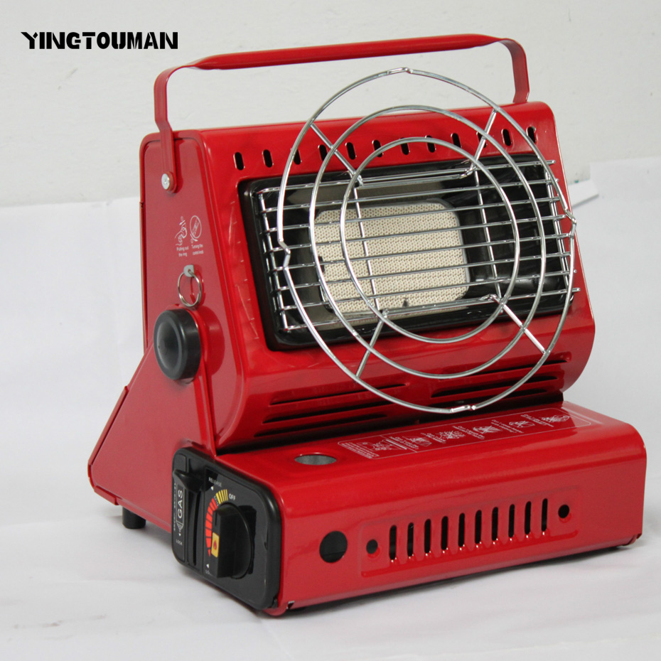 YINGTOUMAN  Warmer Heating Stove Heater Outdoor Traveling Camping Fishing Tent Car Heating Furnace szy qn001 aluminum alloy portable outdoor stove camping tent portable gas heater stove high quality tent accessories