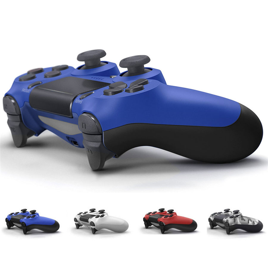 Wireless bluetooth Game controller for PS4 Controller Joystick Gamepads for PlayStation 4 Console High quality xunbeifang 2pcs for nes30 wireless bluetooth game controller gamepad bluetooth arcade game stick joystick for ios for android