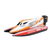Surwish RC Toys New Children Mini Remote-Controlled F1 Speed Boat