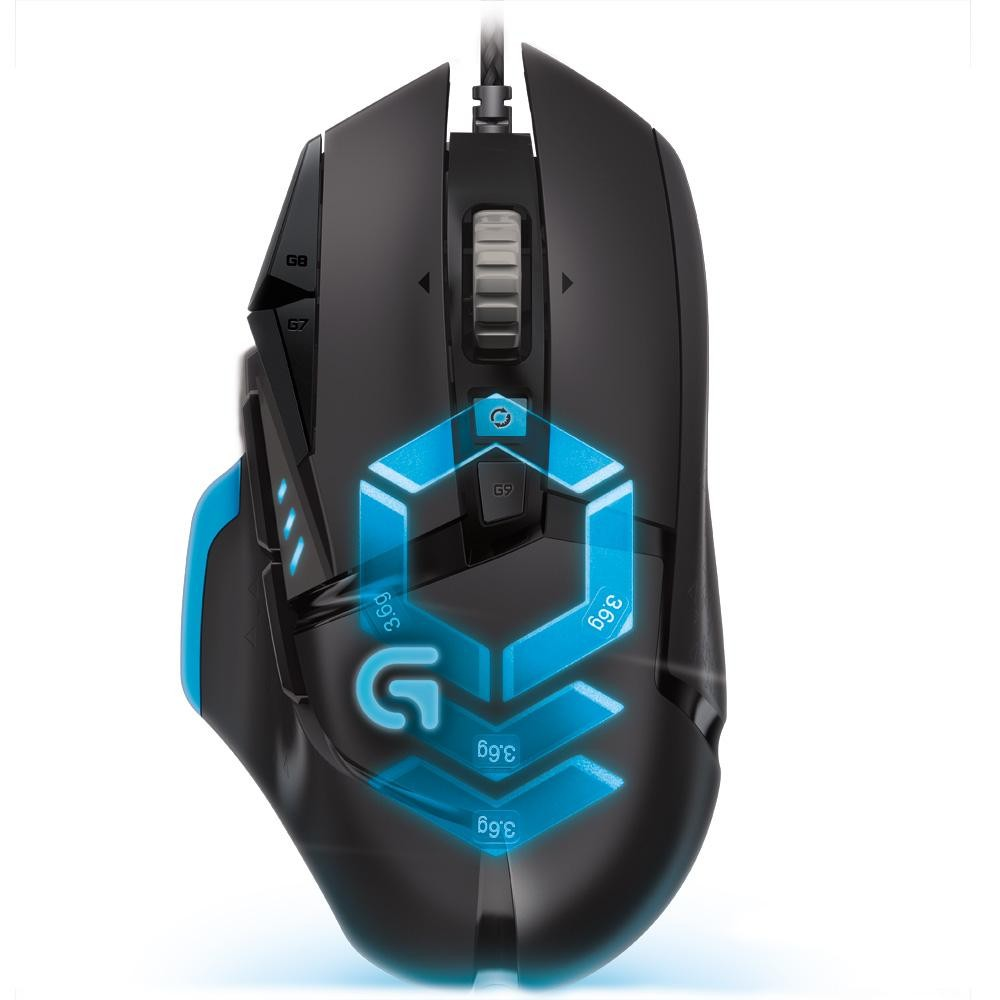 Logitech G502 Proteus Gaming Mouse Mice-in Mice from Computer ...