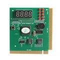 Nueva Pantalla LCD de $ Number Dígitos Analizador de la PC Tarjeta Diagnóstico Motherboard Mensaje Tester de Alta Qualty