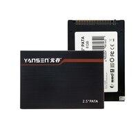 2.5 inch PATA 128GB SSD 256GB KingSpec Yansen Series 44PIN IDE PATA 8GB 16GB SSD 32GB HD Disk Disco 64GB HDD Hard Drives Disco