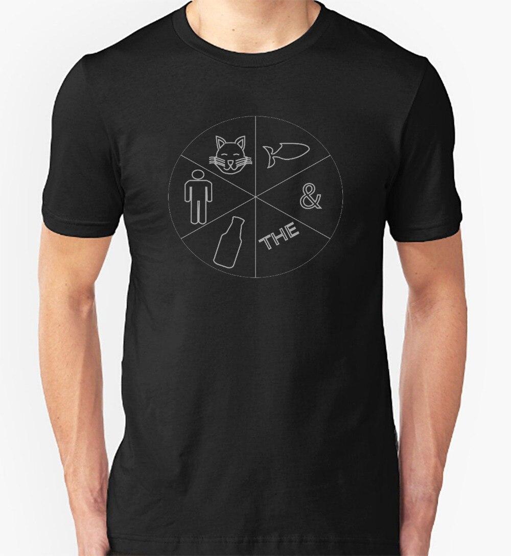 Shirt design gildan - Cheap T Shirt Design Gildan Men S Crew Neck Catfish And Bottleneck Top Music Short Graphic Tees