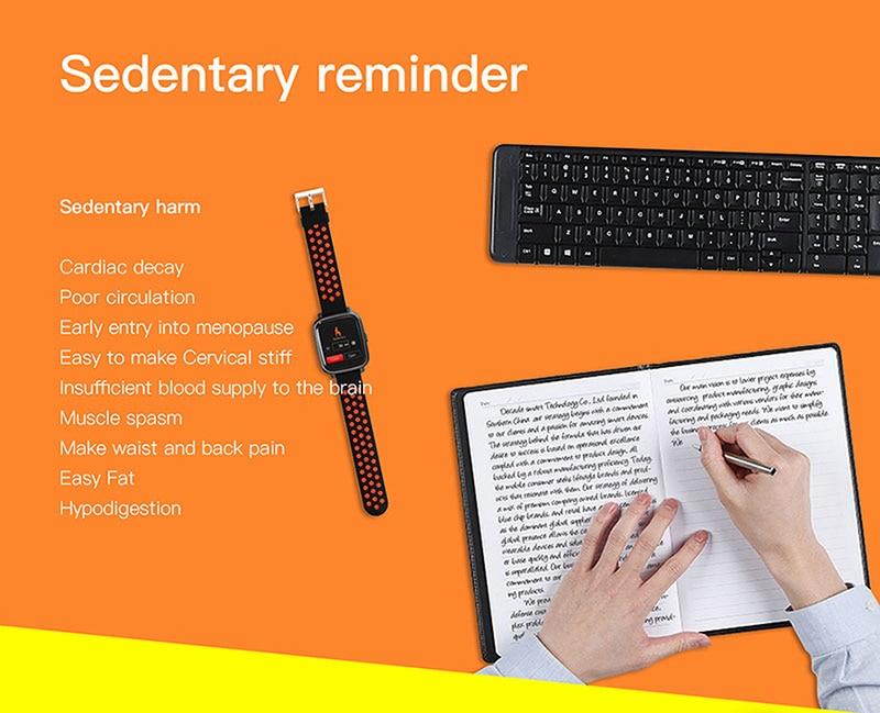 VERYFiTEK SN12 Smart Watch IP68 Waterproof Heart Rate Monitor Blood Pressure Bluetooth Smartwatch Men Women Sport Fitness Watch (15)