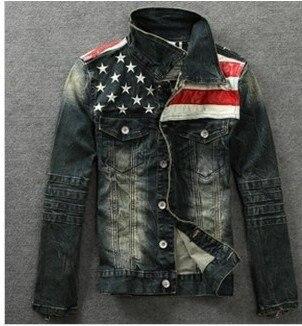 Popular Jean Jackets for Men-Buy Cheap Jean Jackets for Men lots