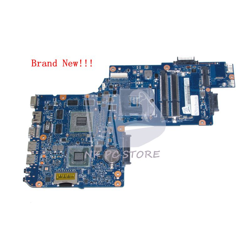 все цены на NOKOTION NEW H000038410 Main Board For Toshiba Satellite L850 C850 C855 Laptop Motherboard HM76 DDR3 HD7670M GPU