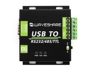 Image 4 - FT232RL RS232/RS485/TTL UART moduł komunikacyjny szeregowy dwukierunkowy przemysłowy z izolacją