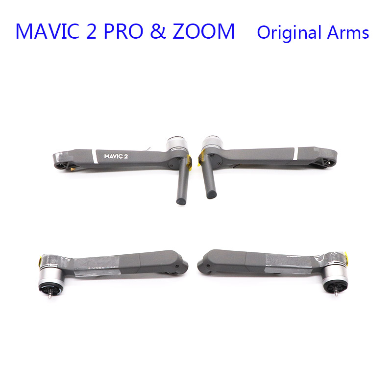 Original Brand New Mavic 2 Replacement Arms with Motor for DJI Mavic 2 Pro & Zoom Motor Arm Repair Service Spare Parts wood