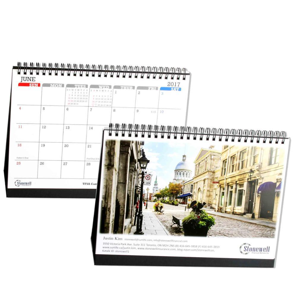 Large Quantity High Quality Wall Calendar Printing