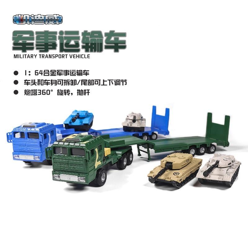 KDW Hummer Military font b car b font 1 64 Alloy tanks Alloy font b car