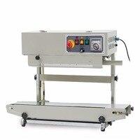Автоматическая непрерывная Пластиковый мешок запайки с кодирования принтер FR 900V (220 В/50 Гц)