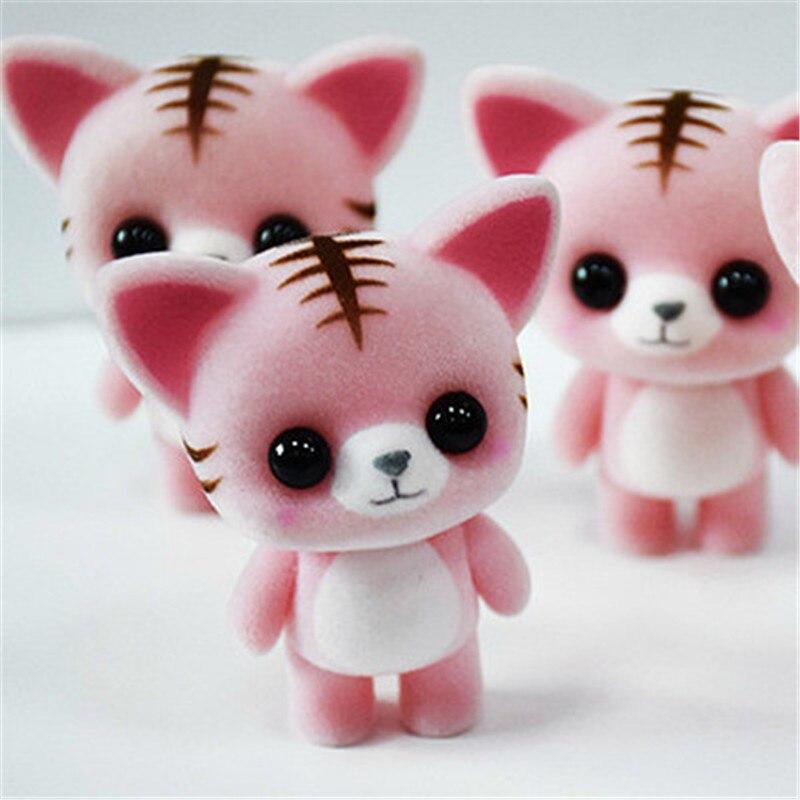 Lucu Bergerak Bjd Hewan Model Boneka Kawaii Mini Kartun Boneka Mainan Anime Action Figure Tertagih Dekorasi Hadiah Kreatif Aksi Toy Angka Aliexpress