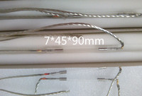 Good ipl flash xenon lamp 7*45*90mm hair removal ipl shr xenon lamp flashes