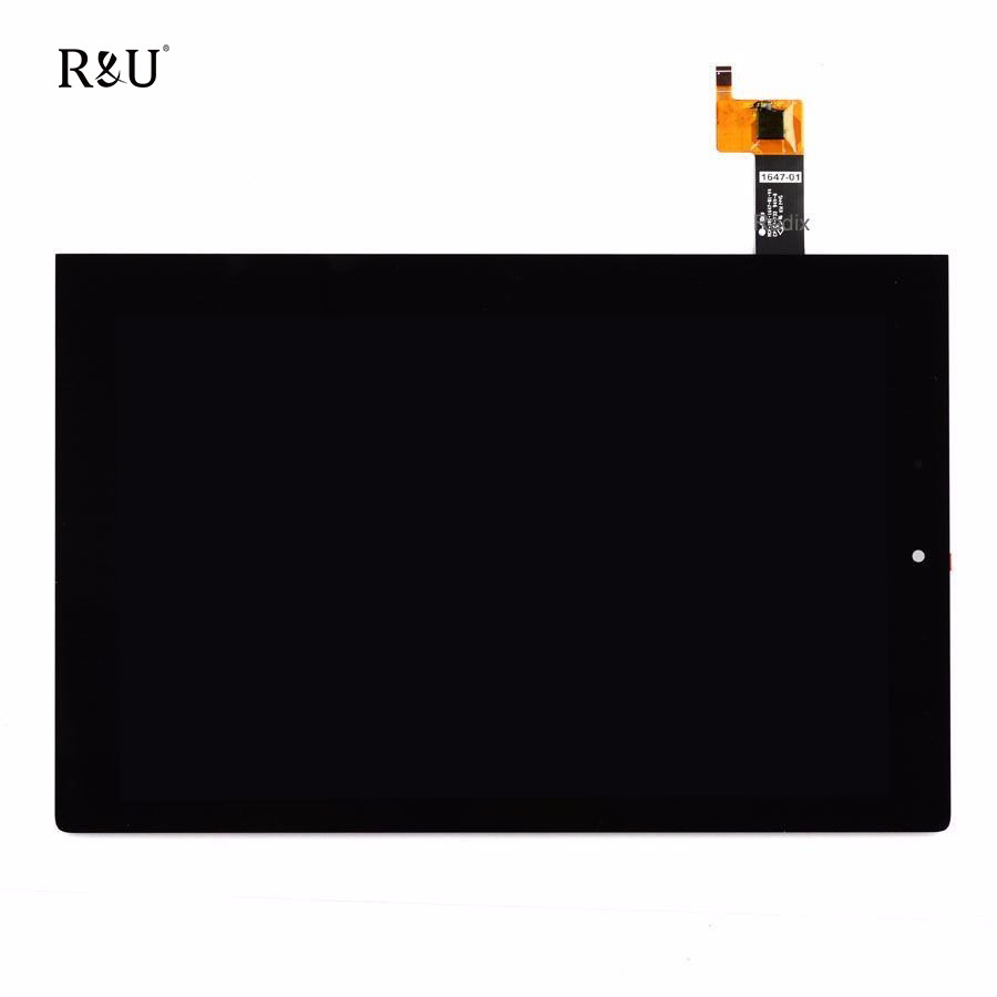 R&U Touch Screen Digitizer & LCD Display Assembly For Lenovo Yoga Tablet 2 1050LC 1050F 1050L MCF-101-1647-01-V4