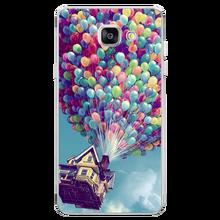 Шар Чехлы ТПУ чехол Коке для Samsung Galaxy S3 S4 S5 S6 S7 край A3 A5 J3 J5 2016 чехол для iphone 5 5S SE 6 6 S 7 Plus