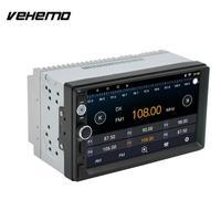 Vehemo автомобиля MP5 Car Audio MP5 плеер Зеркало Ссылка Bluetooth 7 дюймов Автомобильный Электроника дистанционного Управление аудио видео плеер