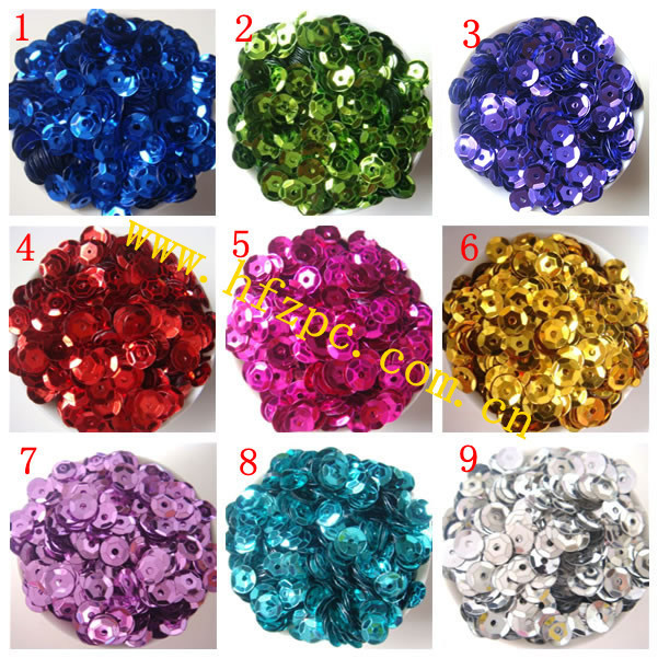 40000PC/lot (0.5KG) Sequins For Crafts Sewing Decoration DIY Accessory for home decortation wedding decoration