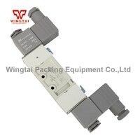 MVSC 220 4E2 DC24V Taiwan Mindman Solenoid Valve