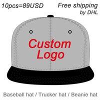 45f59915c00ef Logotipo personalizado tapa moq bajo encargo del snapback cap Fútbol Tenis  papá sombrero visera de sol
