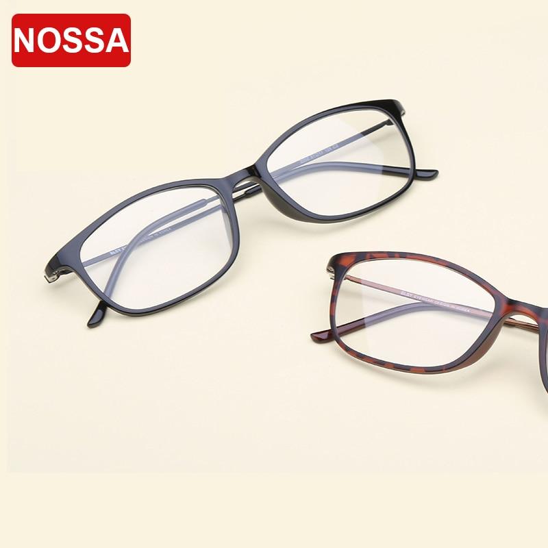 Original Quality Ultra Light Ultem Carbon Fiber Tungsten Optical Myopia Glasses Frame Men Women Unisex Square Eyewear Blue Green Leg Men's Eyewear Frames
