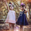 High End TOP QUALITY Girl Dresse Princess Legant Beautiful Dress For Toddler Girl Party And Wedding