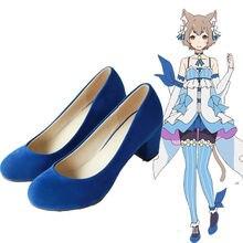 Zero Argail Felix High Heel Cosplay Shoes