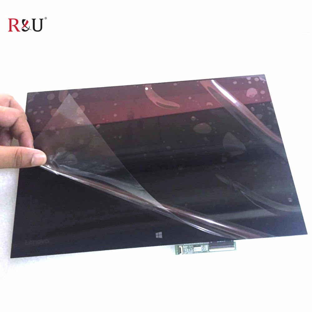 R&U 12.5 inch N125HCE -GN1 LCD Display Panel Touch Screen Digitizer Assembly For Lenovo ThinkPad Yoga 260 1920*1080