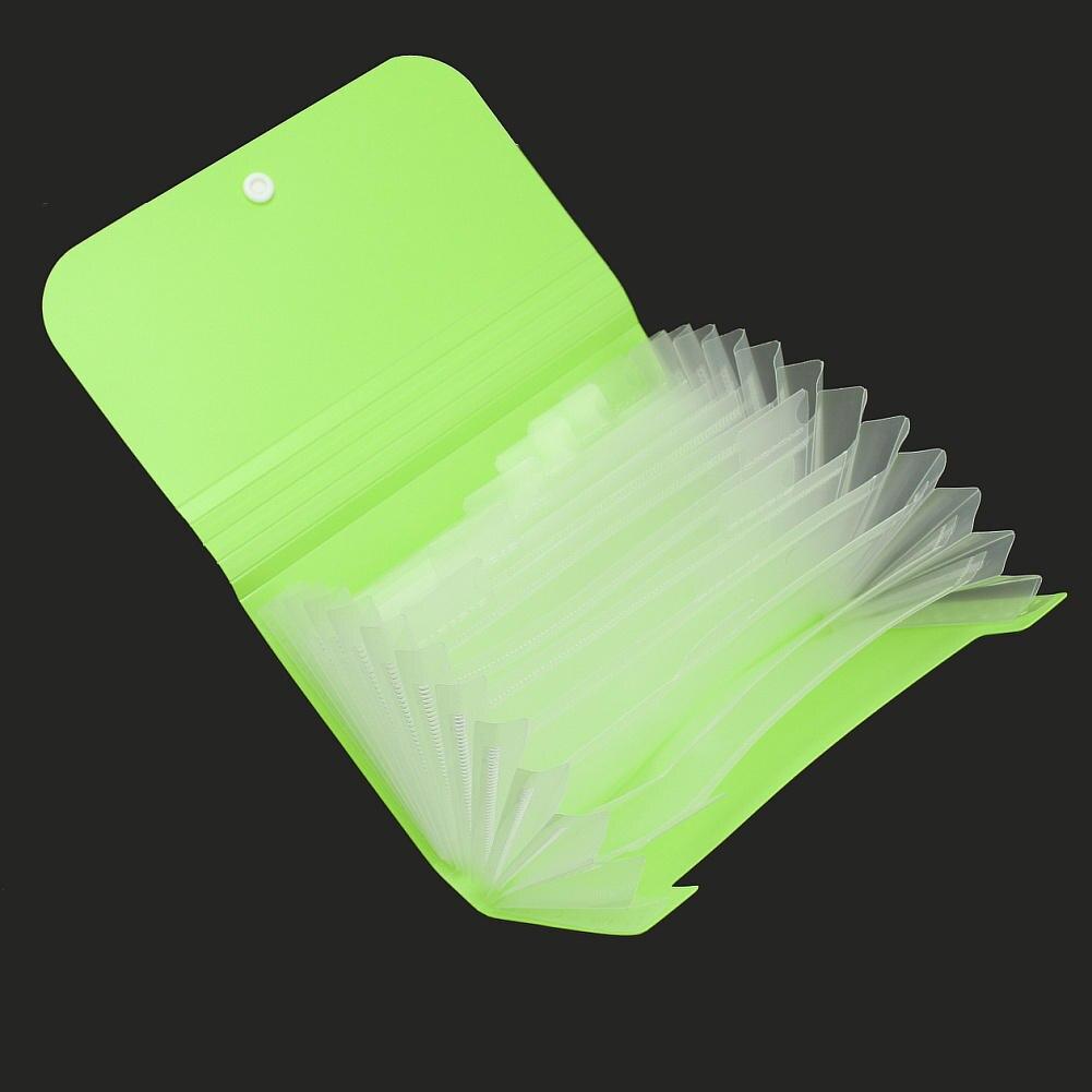back to school mini bills file document data receipts paper pouch holder organizer fastener office supply - Bills Organizer