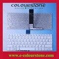 Teclado russa para F200 F200CA F200LA F200MA X200 X200C X200CA X200L X200LA X200M X200MA R202 R202CA Laptop Ru layout Branco