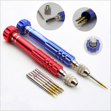 Pentalobe 5 in 1 Screwdriver Repair Kit phone opening for Iphone 6 S / 6/5 / 5S 5C / 4 / 4S Nokia Samsung Sony LG HTC