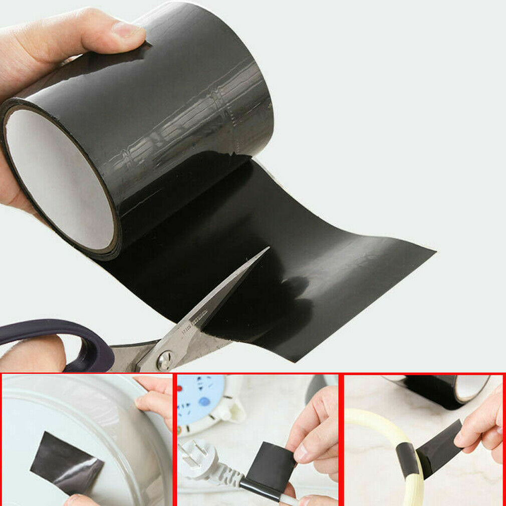 Super Strong WaterProof Tape Rubber Seal Stop Leaks Adhesive Tape NEW